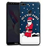 DeinDesign Huawei Honor 9 Lite Coque Étui Housse Paris Saint-Germain Produit sous Licence...