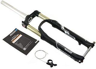 SR Suntour Raidon Fork 27.5Inches 120mm 1-1/8Inches to 1.5Inches Remote QR 15mm Matte Black, VK1560