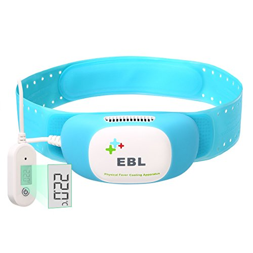 EBL Intelligent Fever Cooling Relief Cold Ice Pack Cooling...