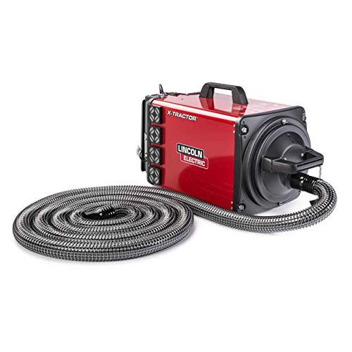 X-Tractor 1GC Portable Smoke Extraction System, 120 Volt AC Single Phase, 50/60 Hertz