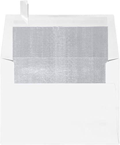 Max 47% OFF A6 Foil Lined Invitation Envelopes w Peel 2 x Omaha Mall 1 6 Press 4 3