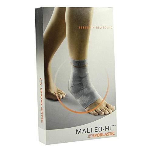 MALLEO-HIT Sprunggelenkbandage Gr.3 schwarz 07074 1 St