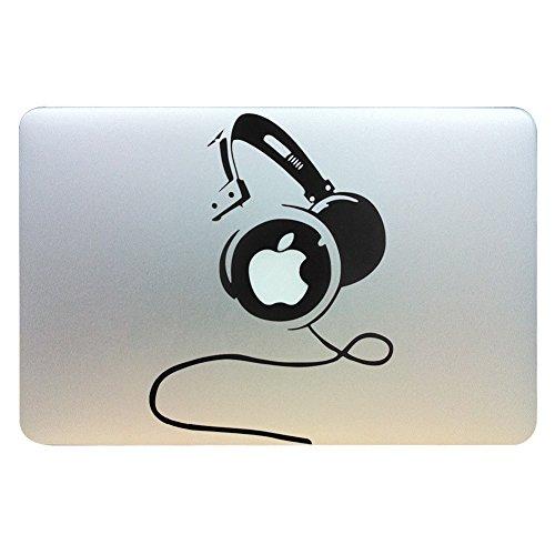 Macbook Stickers, Chickwin Nieuwe Kunst Verwijderbare Vinyl Decal Sticker Huid voor Apple Macbook Pro Air 13