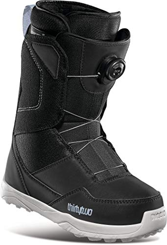Thirty Two Shifty BOA Womens Snowboard Boots Black Sz 9