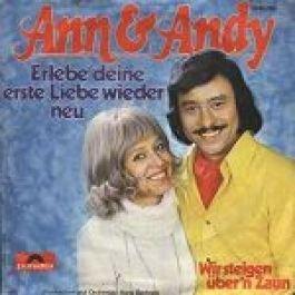 Ann & Andy - Erlebe Deine Erste Liebe Wieder Neu - Polydor - 2041 789
