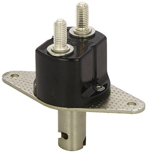 HELLA 6EK 001 559-011 Hauptschalter, Batterie - Drehbetätigung - Anschlussanzahl: 2 - geschraubt - Anschlussgewinde: M10 - Gewindesteigung: 1,5mm - Schließer