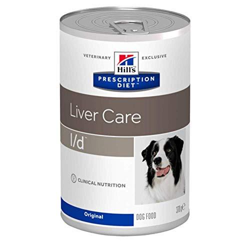 HILL'S PRESCRIPTION DIET l/d Liver Care Canned Dog Food, 13 oz, 12-Pack Wet Food, White (7011)