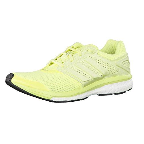 adidas B34821 - Zapatillas para mujer, Amarillo (Yellow/Yellow/WHT), 39 EU