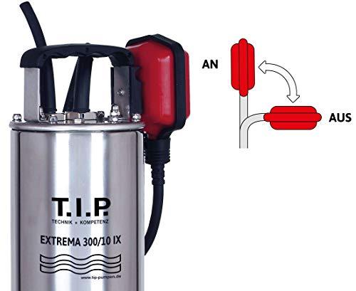 T.I.P. Extrema 300/10 Pro Schmutzwasserpumpe - 4