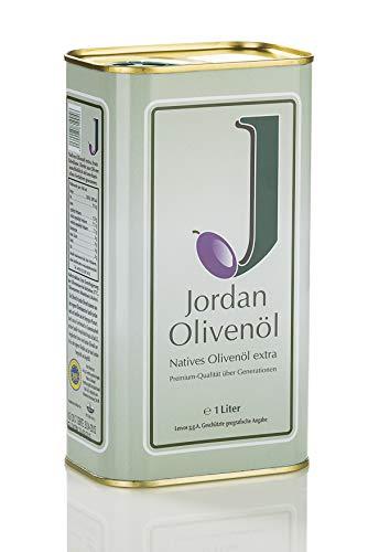 Jordan Olivenöl - Kanister 1,00 Liter