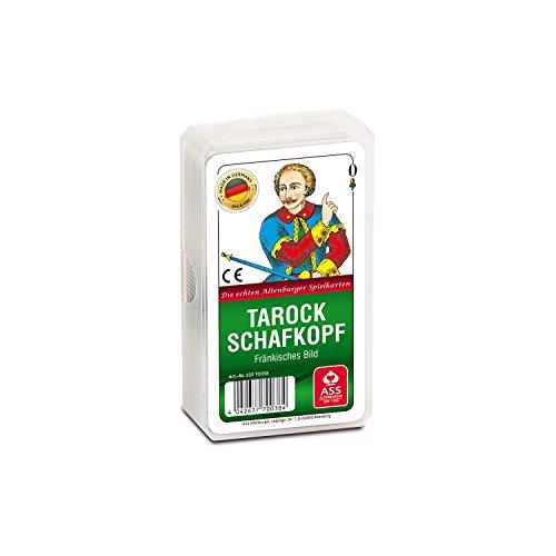 ASS Altenburger 22570038 - Tarock/Schafkopf, fränkisches Bild