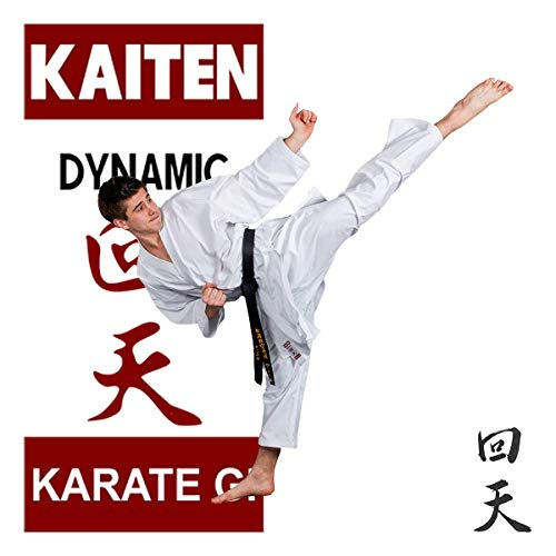 Kaiten New Dynamic Karateanzug Kumite Karategi (140)