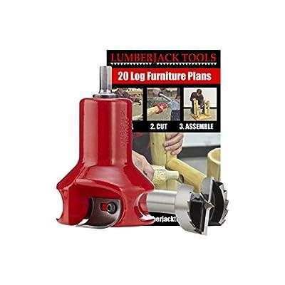 """Lumberjack Tools 1-1/2"""" Home Beginner's Kit (HSBK1) by Lumberjack Tools"""