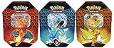 Pokemon Hidden Fates Tins - 3 Tins