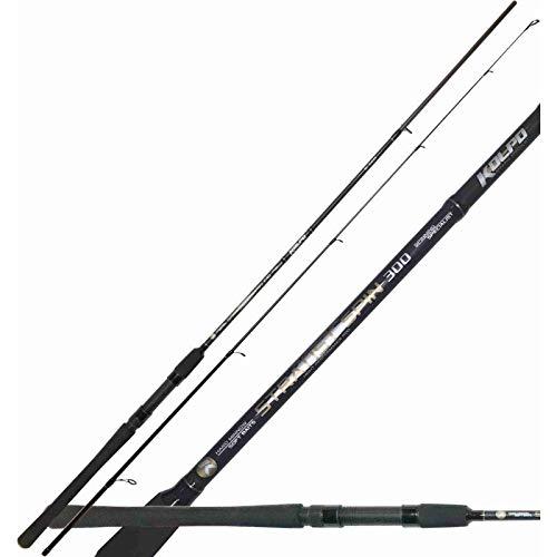 kolpo Stratist Spin Canna da Pesca Spinning in Carbonio 10-55 gr 2,10 m