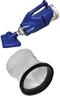 Water Tech Pool Blaster Catfish Swimming Pool and Spa Cleaner and Sand and Silt Bag Bundle