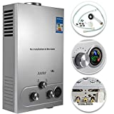 Instant Hot Water Heater On Demand Natural Gas Boiler Methane 18L Tankless 5GPM, Bathroom Shower