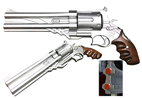 Western Cowboy Army Revolver Weapon Costume Accessory