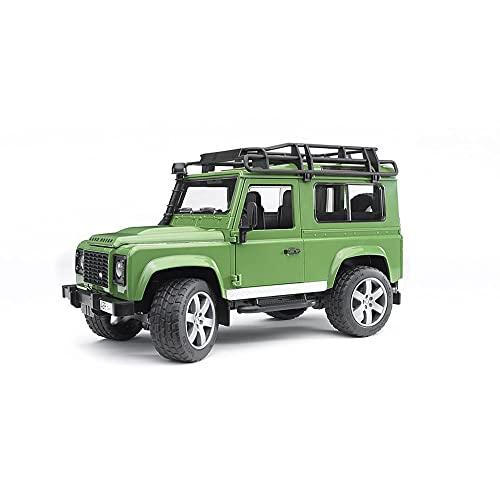 Bruder 02590 - Land Rover Defender Station Wagon