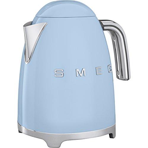Smeg 50's Retro Style Hervidor de agua 1,7L klf01pastellblau