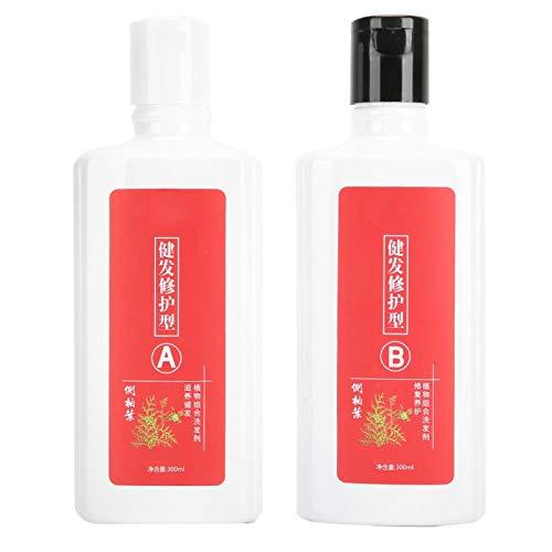2pcs Champú para el cabello Champú anticaspa Champú anticaída Champú nutritivo para mujeres y hombres(#1)