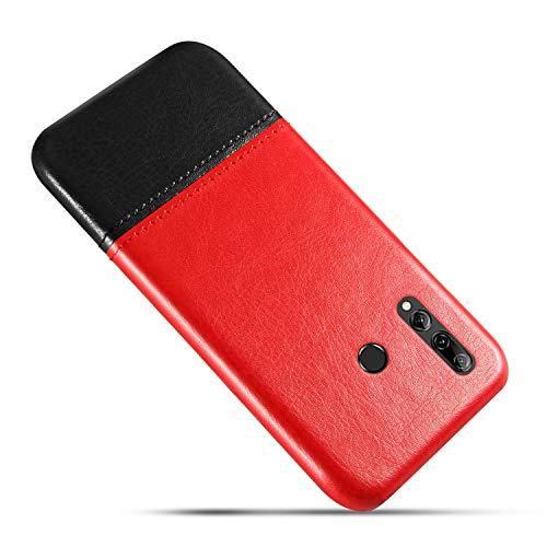 GOBY Custodia in Pelle Bicolore per Huawei Enjoy 9S per Huawei Enjoy 9S (6)