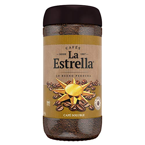 La Estrella - Café Soluble Natural, 200g