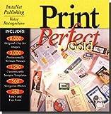 New Cosmi Corporation Print Perfect Gold 1,250 Customizable Templates A Bar Code Maker