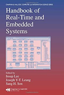 Handbook of Real-Time and Embedded Systems (Chapman & Hall/CRC Computer and Information Science Series) (1584886781) | Amazon price tracker / tracking, Amazon price history charts, Amazon price watches, Amazon price drop alerts