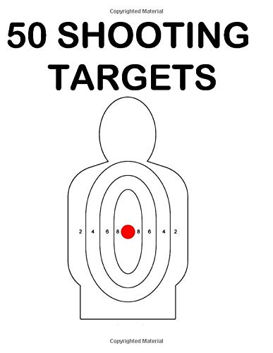 50 Shooting Targets: 8.5