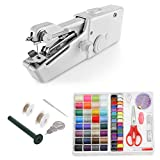 Handheld Sewing Machine Portable Mini Electric Stitching Machine for Home Travel Stitching DIY