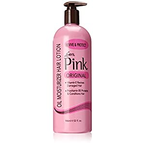 Beauty Shopping Luster's Pink Oil Moisturizer Hair Lotion, 32 Ounce (Packaging may vary)