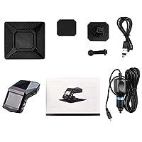 TOOGOO 新品1080PカーDVRカメラセンターコンソールドライビングレコーダー2.0インチHDスクリーンナイトビジョンカードライビングレコーダー