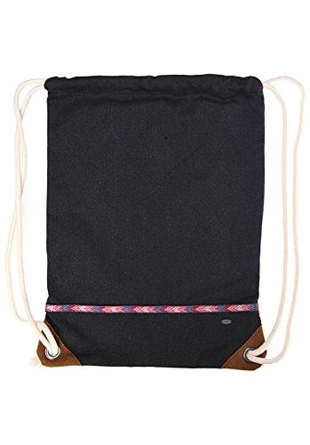 O'Neill Damen Bw Daily Stroll Bag Stoff-und Strandtasche, Schwarz (Black Out), 34x3x46 cm