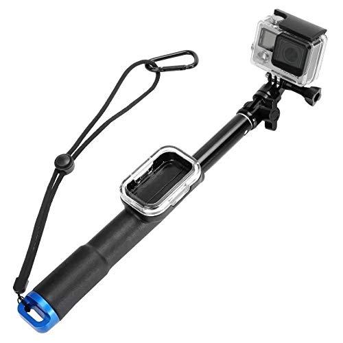 Duyifan Handheld Waterdicht 39 Inch Monopod Selfie Stick met Afstandsbediening WIFI Cover voor Gopro 6 5 4 3 2 1 Xiao yi SJ4000