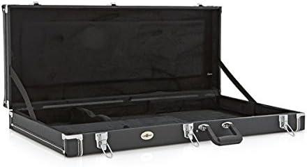 Estuche de Guitarra Eléctrica de Gear4music Negro: Amazon.es: Instrumentos musicales