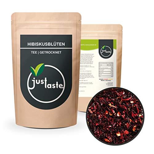 2 kg GRÖSSENAUSWAHL Hibiskustee | Hibiskusblütentee | Hibiskus Blüten Tee | getrocknet geschnitten | Malve