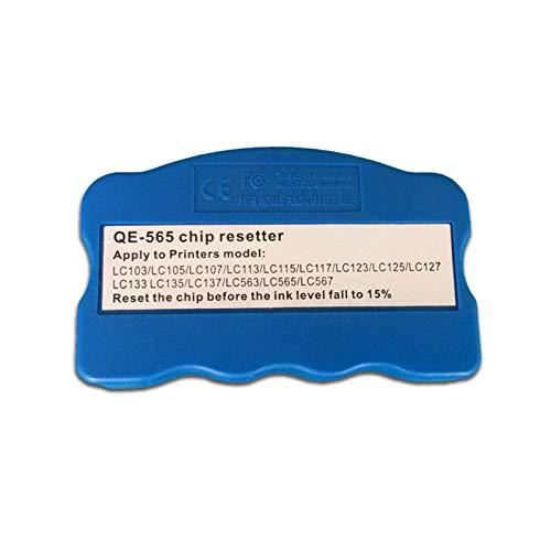Parte Impresora Chip Restter Fit para Brother MFC-J4510DW MFC-J4610DW MFC-J4710DW DCP-J4110DW MFC-J4410DW DCP-J552DW DCP-J552DW DCP-J752DW MFC-J470DW MFC-J870