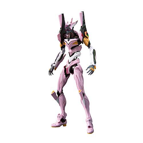 RG エヴァンゲリオン 汎用ヒト型決戦兵器 人造人間エヴァンゲリオン 正規実用型(ヴィレカスタム) 8号機α 1/144スケール 色分け済みプラモデル 2556661