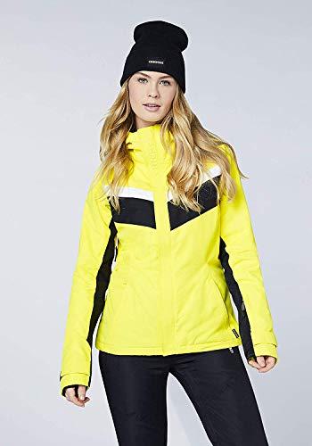 Chiemsee Damen weicher Innenkragen Skijacke, Aurora, M