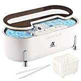 Best Jewelry Cleaners - Ultrasonic Jewelry Cleaner with Digital Timer, Powerful 43KHz Review