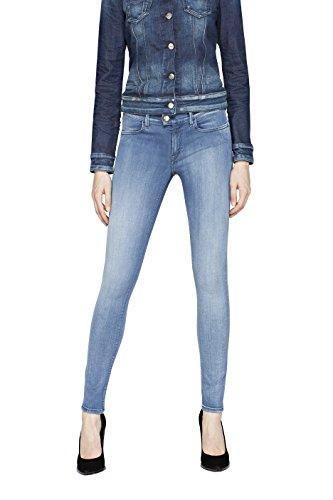 Replay Damen Jeans, Blau (Touch Medium Light Blue 10), W29/L32