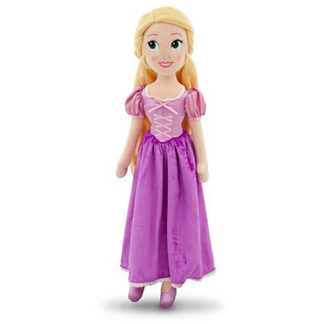 Disney Princess Princess Tangled Rapunzel Plush Doll Rapunzel Plush Toy 21 inches 53cm (Japan Import)