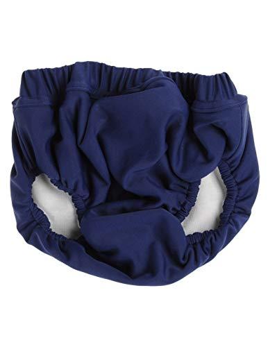 Prince Ange - Costume-Pannolino - Bebè Maschietto Blu Marine