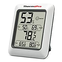 ThermoPro TP50 digitales