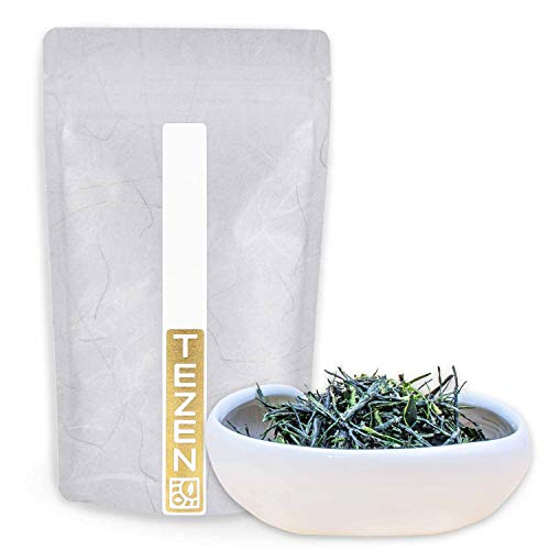 Kabuse Sencha: Grüner Sencha Tee aus Japan | Hochwertiger Japanischer Sencha Tee aus Frühjahrs Ernte | Premium Sencha Qualität 50g