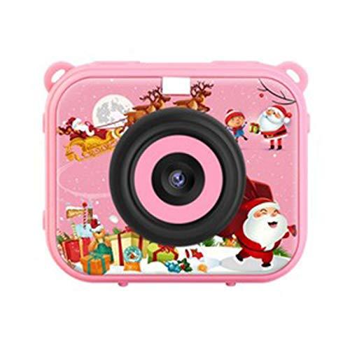 SeniorMar-UK Cartoon Kinder Urlaub Geschenke Digitalkamera Wiederaufladbare High Definition Fotofilter Videokamera