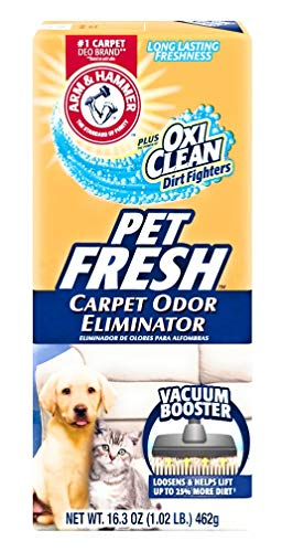 Pet Fresh Carpet Odor Eliminator