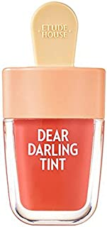 Etude House Dear Darling Water Gel Tint 4.5g /Ice Cream-Summer Edition (OR205 Apricot Red)