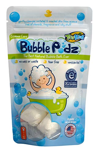 TruKid Bubble Podz for Baby, Refreshing Bubble Bath for Sensitive,...